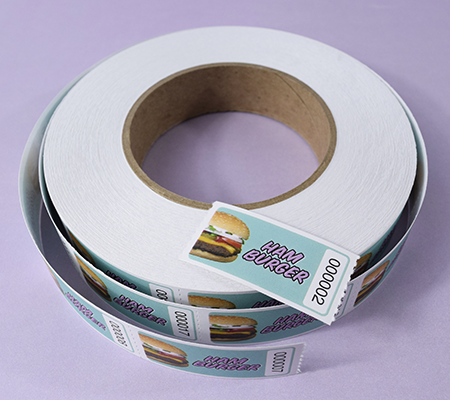 Graphic-Burger-Roll-Ticket-Roll
