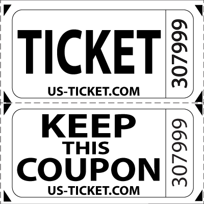 premium double roll raffle tickets us ticket com