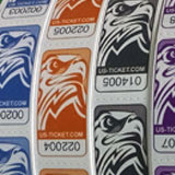 Eagle Head Roll Tickets