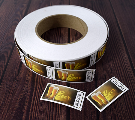 Graphic-Beer-Roll-Ticket-Roll